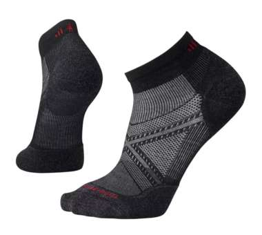 Men's PhD Run Light Elite Low Cut Socks