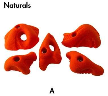 PU Naturals Modular 5 Stück - A