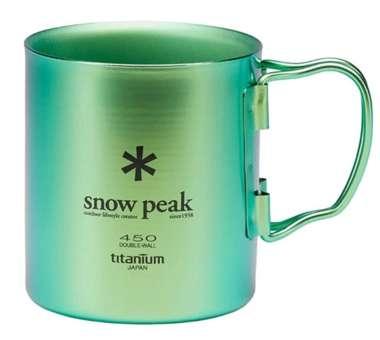 Titanium Double 450 Colored Mug