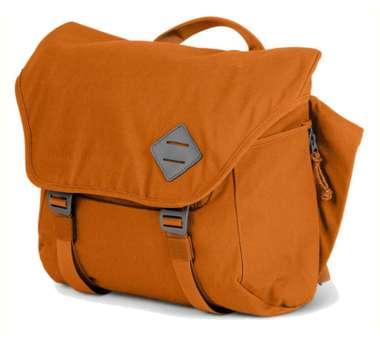 Nick the Messenger Bag 13 L - Kuriertasche ember