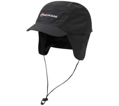Mountain Squall Cap black   L