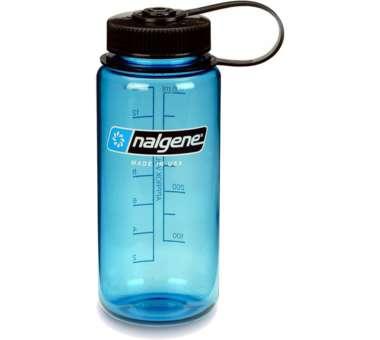 Everyday Weithals 0,5 Liter blau