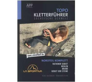 Topo Kletterführer Nordteil Komplett 2017