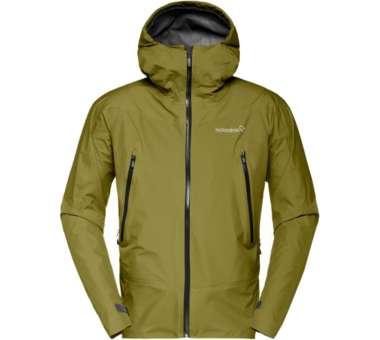 Falketind Gore-Tex Jacket (M) Olive Drab | M