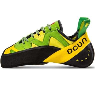 Oxi LU green/yellow | UK 5,0 - EU 38,0