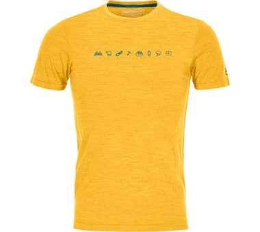 120 Cool Tec Icons T-Shirt Men