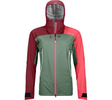 Westalpen 3L Light Jacket Women