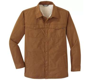 Men's Wilson Shirt Jacket