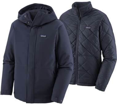 Men's Lone Mountain 3-in-1 Jacket neo navy | M