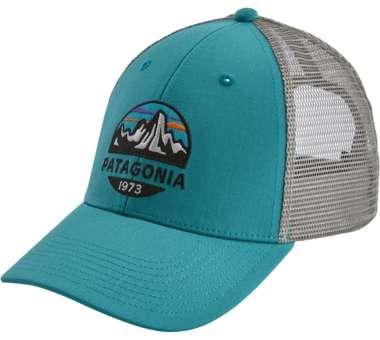 Fitz Roy Scope LoPro Trucker Hat blue