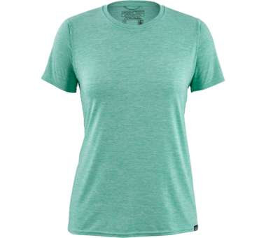 Womens Capilene Cool Daily Shirt vjosa green | M