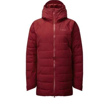 Valiance Parka Women crimson | UK 10