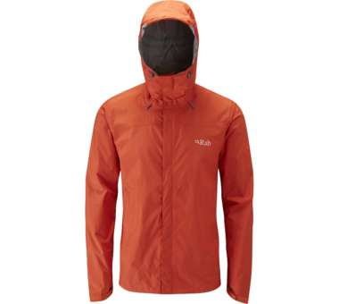 Downpour Jacket firecracker | S