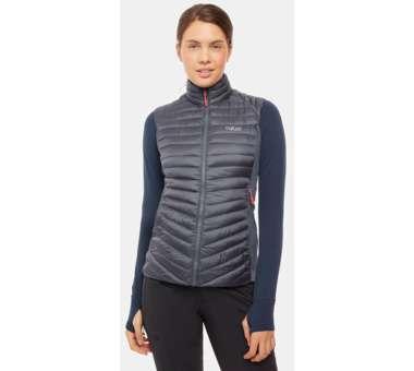 Women's Cirrus Flex Vest steel   UK 10
