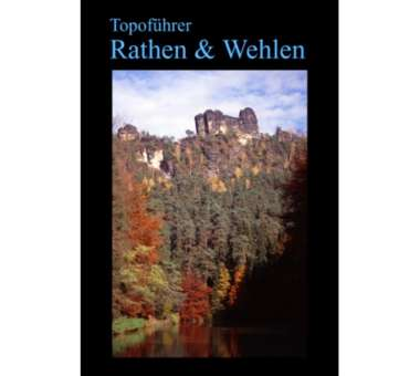 Topokletterführer Rathen Wehlen