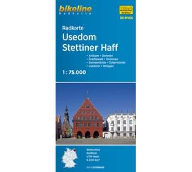 Usedom, Stettiner Haff