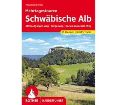 Schwäbische Alb Mehrtagetouren