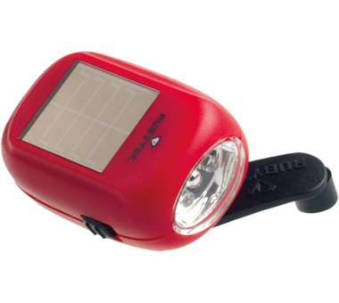 KAO Solar Kurbel Lampe