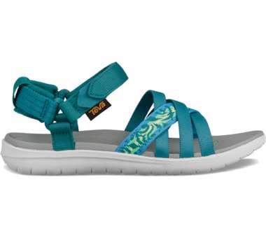 Sanborn Sandal Women thena deep lake multi | US 6,0