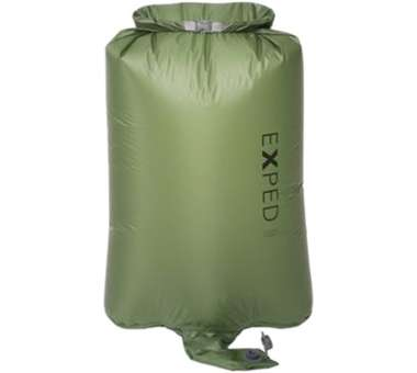 Schnozzel Pumpbag UL M green