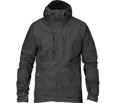 Skogsö Jacket Men dark grey | S