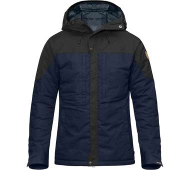 Skogsö Padded Jacket Men dark navy/dark grey | XL