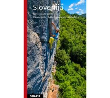 Kletterführer Slowenien, Auflage 2020
