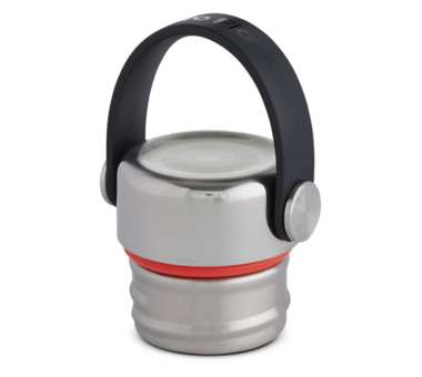 Standard Mouth Stainless Steel Cap