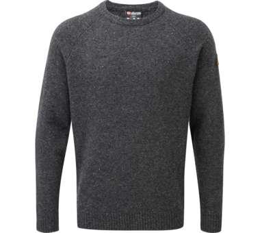 Kangtega Crew Sweater Men kharani grey | S
