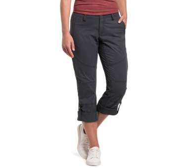 Spire Roll-Up Pant Women ink black | US 6