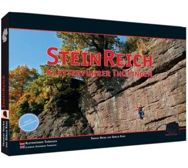 SteinReich Kletterführer Thüringen, 2. Auflage