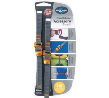 Tie Down Accessory Straps Hook Release