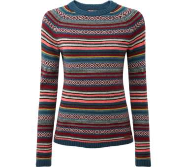 Paro Crew Sweater Women rathna green | S