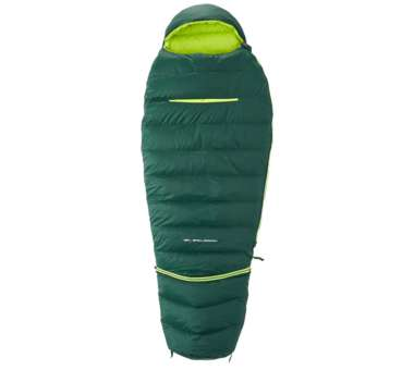 Tension Junior 130 - 160 cm scarab lime / links