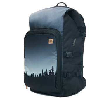 Mobius 35L Backpack - meteorite black juniper