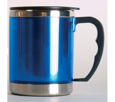Thermobecher Mug Blau