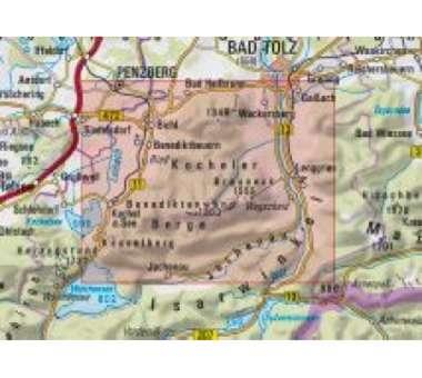 AV-Karte BY 11 - Isarwinkel