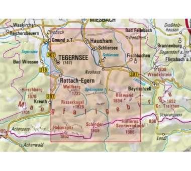 Mangfallgebirge Mitte BY 15