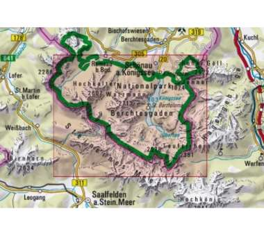 Berchtesgaden W+S BY 21 Nationalpark