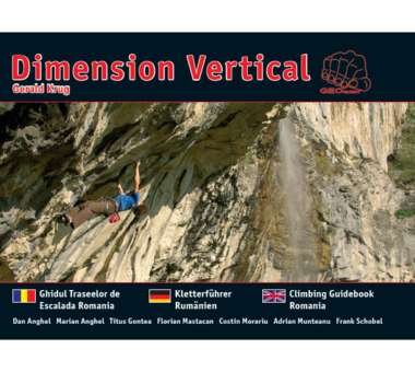 Kletterführer Rumänien Dimension Vertikal