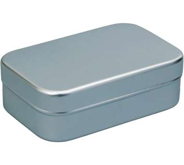 Brotdose Aluminium Groß
