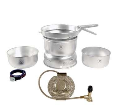 Trangia Sturmkocher mit Gasbrenner