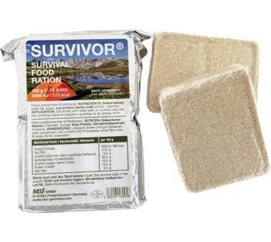 Survivor Notverpflegung 125g