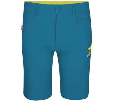Kids Haugesund Shorts petrol/lime | 134