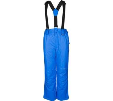 Kids Holmenkollen Snow Pants med blue   140