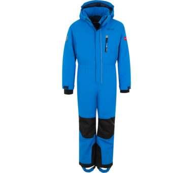 Kids Isfjord Snowsuit med blue | 98