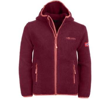 Girls Mandal Fleece Jacket