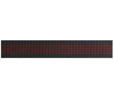 Tubular Webbing 26 mm - basalt