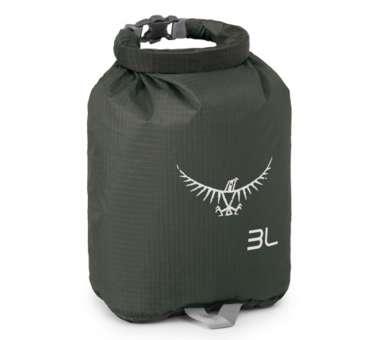 Ultralight Drysacks shadow grey | 3 Liter