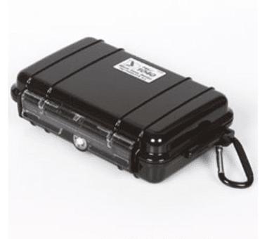 Peli Microcase 1040 schwarz